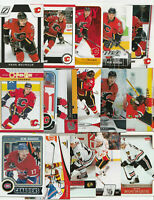 Rene Bourque 23 Card Lot All Different See Scans NHL Hockey