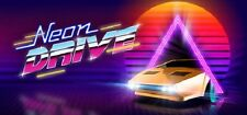 Neon Drive - STEAM Key - Code - Download - Digital - PC, Mac & Linux