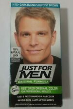 Just For Men H15 DARK BLONDE / LIGHTEST BROWN Hair Color 1 Application