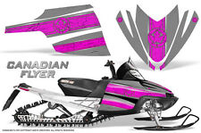 ARCTIC CAT M CROSSFIRE SNOWMOBILE SLED GRAPHICS KIT WRAP CREATORX CANFLYER PS