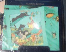 Disney Dschungelbuch Kinder Bettwäsche NEU 90s Jungle Book Bedding Fabric Housse
