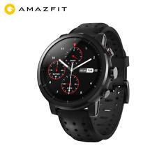 Amazfit Stratos Pace 2 Smart Watch con cinturino in vera pelle confezione regalo