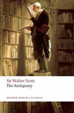The Antiquary by Sir Walter Scott