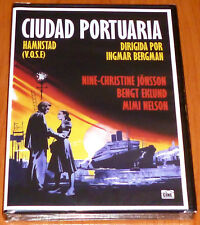 HAMNSTAD / CIUDAD PORTUARIA Ingmar Bergman - Svenska - SUBT.: Español - Precinta