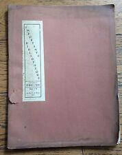 ARTS PRÉCOLOMBIENS catalogue vente Drouot 1930 Dr Capitan Mexique RARE!