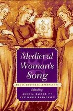 "NEW ""Medieval Woman's Song"" Europe France Italy Female Poets Writers Troubadours"