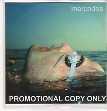 (DC411) Mercedes, Torn / On A Theme - 2002 DJ CD