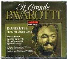 Donizetti: Lucia Di Lammermoor / Pavarotti, Scotto, Cappuccilli - CD