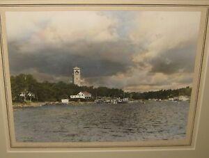Wallace W.R MACASKILL *Northwest Arm HALIFAX NOVA SCOTIA* Photo - DINGLE TOWER