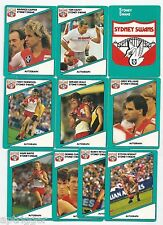 1988 Scanlens SYDNEY Team Set
