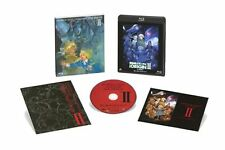 New Mobile Suit Gundam The Origin II 2 Blu-ray w/Booklet English Subtitles JPN