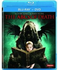 The ABCs of Death [New Blu-ray] With DVD, 2 Pack, Ac-3/Dolby Digital