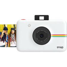 Polaroid Snap 10.0MP Instant Print Digital Camera - White - New