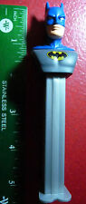 Pez Candy Dispenser Marvel Super Hero Batman ! Loose