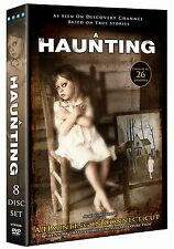 A HAUNTING - 8 Disc BOX SET (26 episodes)- DVD - REGION 2 UK