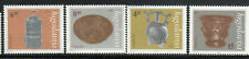 YUGOSLAVIA #1612-1615  1983 ARTICLES FROM MUSEUM OF ART    MINT VF NH O.G