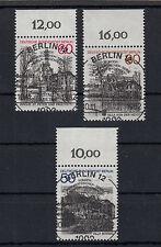 5997 ) Germany Berlin 1982 - Berlin views fantastic full stamp