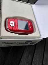 Siemens AL series AL21 - Red temptation (Unlocked) Cellular Phone