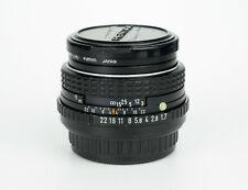 Asahi SMC Pentax 50mm 1:1.7 obiettivo standard lens Pentax K mount 7256154