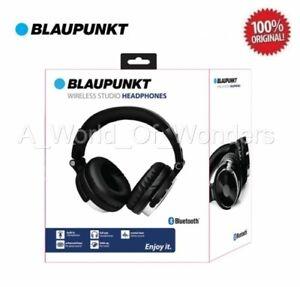 Blaupunkt BP1733 Premium Bluetooth Headphones w/ Microphone for iPhone / Android