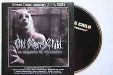 Old Man's Child In Defiance Of Existence Adv Cardcover CD 2003 Black Metal