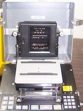 FUJIKURA 30S ARC FUSION SPLICER OPTICAL FIBER FSM-30S + CASE *F935