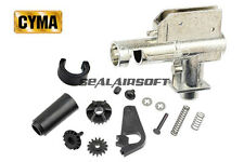 CYMA Metal Hop-Up Airsoft Toy Chamber For Version 2 AEG Silver CYMA-M005