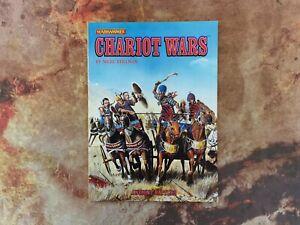 Chariot Wars - Warhammer Historical