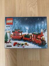 BNISB Lego 40138 Limited Edition Christmas Train Set | 2015 | Ages 7+ | 233 Pcs