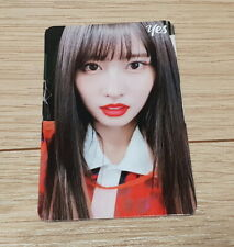 Twice 6th mini Album Yes or Yes Momo E Photo Card official