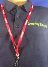 2- KV Racing Technology Credential Lanyard IndyCar IRL Indianapolis 500