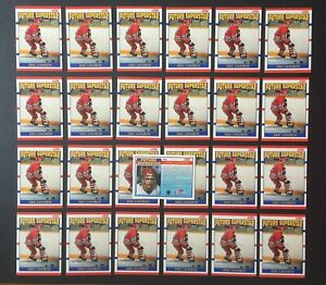 ERIC LINDROS 1990-91 Score English Rookie RC Card #440 - Lot of 25 - #V071821A