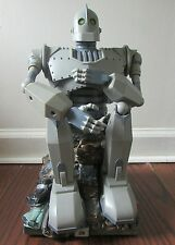 The Iron Giant Coin Bank TESTED Works Trendmasters 1999 Warner Bros