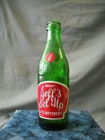 VINTAGE ACL SODA POP BOTTLE JEFF'S SET UP COCA COLA BOTTLING CO UNION CITY, IND