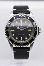Rolex Submariner Ref. 5513 No Date 1967