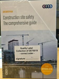 CITB GE700 SMSTS Books 2019