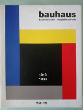 Magdalena Droste - Bauhaus 1919 - 1933 - Taschen Verlag