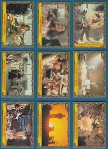 COMPLETE SET! 2008 Indiana Jones Heritage Movie Cards   2008 TOPPS   Base set