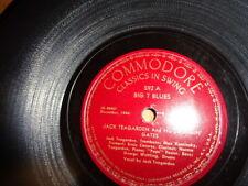 COMMODORE Jazz 78/Jack Teagarden And His Swingin' Gates