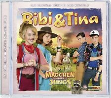 Bibi und Tina: Mädchen gegen Jungs - Das Original-Hörspiel zum Kinofilm 3 (CD)