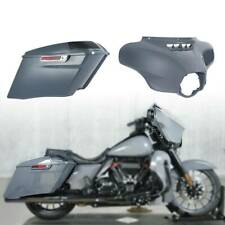 Outer Fairing W/ CVO Saddlebags Fit For Harley Touring Electra Glide 14-20 15 16