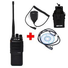 Uhf 10W 400-520Mhz 16Ch Handheld Radio Commercial Walkie Talkie Hys Tc-H10W