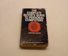 Apple Lisa 1, TRS-80, H-89, HP PC Buyers Guide, etc. 1983