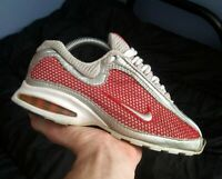 Nike Air Max Vintage◾2003◾Womens Size 7◾Red/Silver/Grey◾307087-003◾💥RARE!!💥