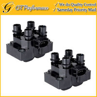 OEM Quality Ignition Coil 2PCS for Ford Ranger/ Lincoln/ Mazda/ Mercury L4, V8