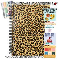 A5 Slimming World Food Diary/Log/Book/Journal/Planner/Meals/Diet /2021 💋[102]