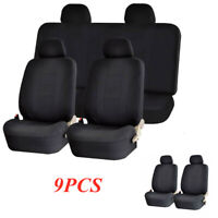 Car Seat Cover Front And Rear Seat Protector Accessories Cushion Comfort