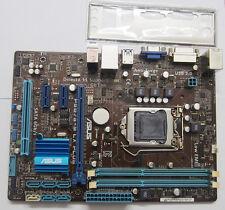 ASUS P8B75-M LX PLUS intel B75 Motherboard w/ IO shield LGA1155 s1155 PCIE3.0