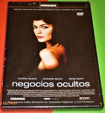 NEGOCIOS OCULTOS / DIRTY PRETTY THINGS Stephen Frears -DVD R2- English Español -