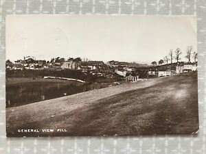 Pill Somerset near Bristol - 1913 general view RP postcard, posted